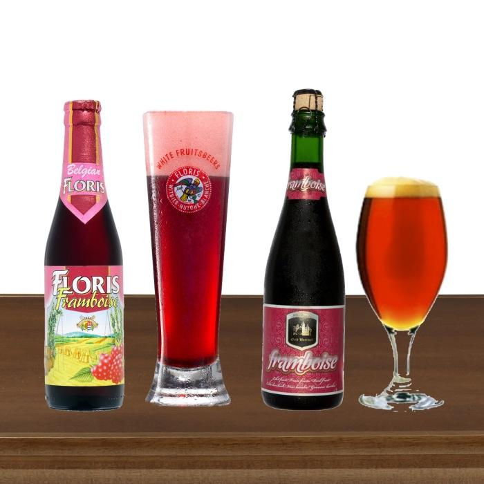 cervejas frutadas