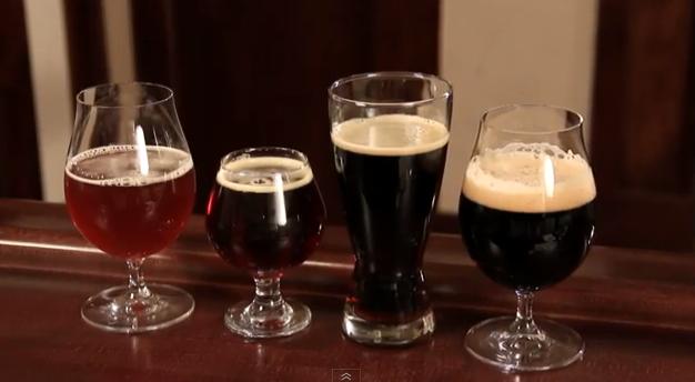 Cervejas escuras
