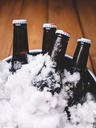 Cervejas geladas
